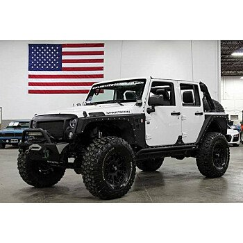 2013 Jeep Wrangler 4WD Unlimited Rubicon for sale 101119058