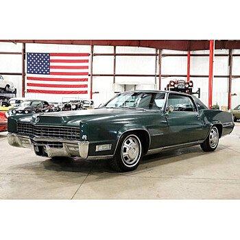 1967 Cadillac Eldorado for sale 101119059