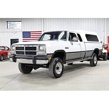 1993 Dodge D/W Truck 2WD Club Cab D-250 for sale 101119061