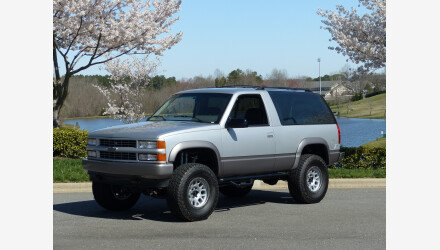 1994 Chevrolet Blazer 4WD for sale 101119172
