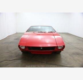 1970 De Tomaso Mangusta for sale 101119188