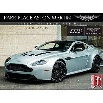 2015 Aston Martin V12 Vantage S Coupe for sale 101119196
