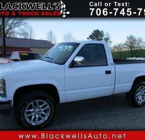 1994 GMC Sierra C/K1500 for sale 101119203
