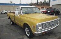 1972 Chevrolet C/K Truck Custom Deluxe for sale 101119222