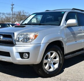 2007 Toyota 4Runner 4WD for sale 101119238