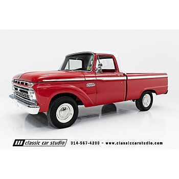 1966 Ford F100 for sale 101119261