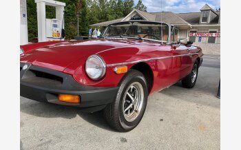 1979 MG MGB for sale 101119274