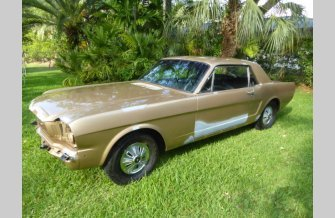 1966 Ford Mustang Coupe for sale 101119280