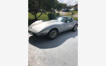 1978 Chevrolet Corvette for sale 101119286