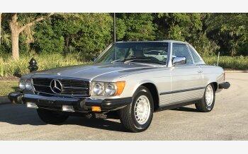1977 Mercedes-Benz 450SL for sale 101119305