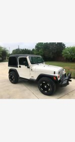 2006 Jeep Wrangler 4WD Sport for sale 101119723