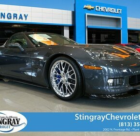 2009 Chevrolet Corvette ZR1 Coupe for sale 101119736