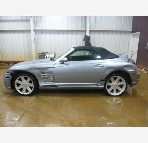 2005 Chrysler Crossfire Limited Convertible for sale 101119791