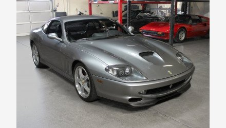 2000 Ferrari 550 Maranello Coupe for sale 101119806