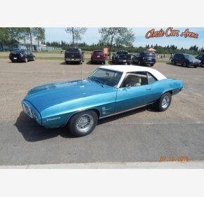 1969 Pontiac Firebird for sale 101119837