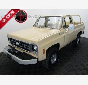1977 Chevrolet Blazer for sale 101119852