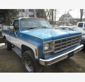 1978 Chevrolet C/K Truck for sale 101119853