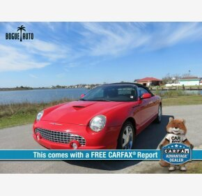 2002 Ford Thunderbird for sale 101119858