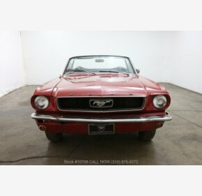1966 Ford Mustang for sale 101119859