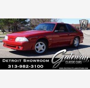 1988 Ford Mustang GT Hatchback for sale 101119912