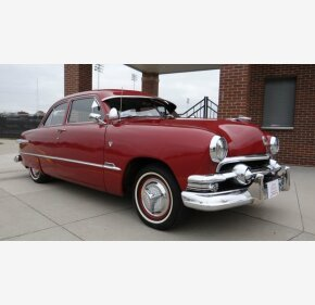 1951 Ford Custom Deluxe for sale 101119960