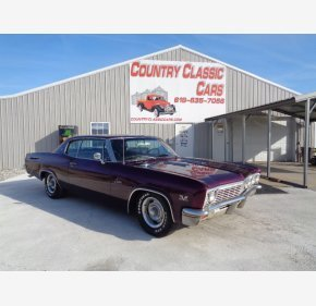 1966 Chevrolet Caprice for sale 101119970