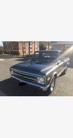 1968 Chevrolet C/K Truck 2WD Regular Cab 1500 for sale 101120240