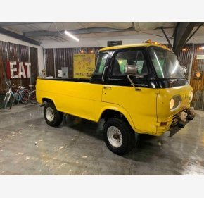 1961 Ford Econoline Pickup for sale 101120496