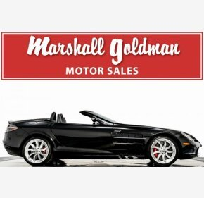 2008 Mercedes-Benz SLR for sale 101120502