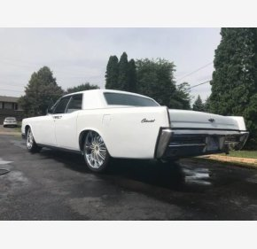 1967 Lincoln Continental for sale 101120857