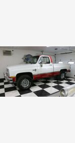 1986 Chevrolet C/K Truck 4x4 Regular Cab 1500 for sale 101120928