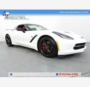 2015 Chevrolet Corvette Coupe for sale 101120949