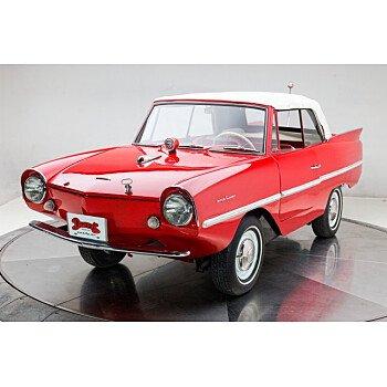 1962 Amphicar 770 for sale 101121027