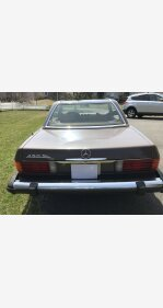 1979 Mercedes-Benz 450SL for sale 101121086