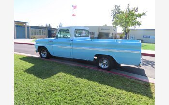 1965 Chevrolet C/K Truck Custom Deluxe for sale 101121106