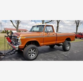 1979 Ford F250 4x4 Regular Cab for sale 101121113