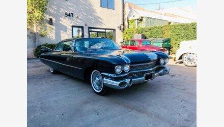 1959 Cadillac De Ville for sale 101121174