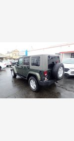 2007 Jeep Wrangler 4WD Unlimited Sahara for sale 101121428