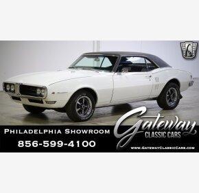 1968 Pontiac Firebird for sale 101121490