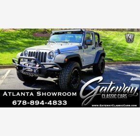 2015 Jeep Wrangler 4WD Sport for sale 101121494