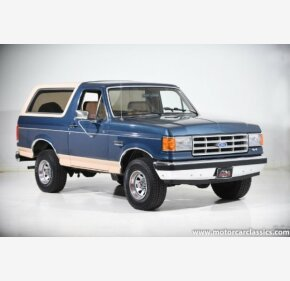 1987 Ford Bronco for sale 101121511