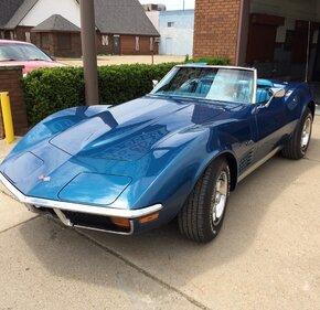 1970 Chevrolet Corvette Convertible for sale 101121530