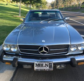 1982 Mercedes-Benz 380SL for sale 101121533