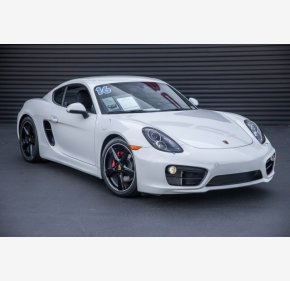 2016 Porsche Cayman for sale 101121608