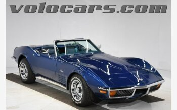 1972 Chevrolet Corvette for sale 101121617