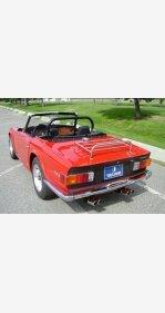 1972 Triumph TR6 for sale 101121628