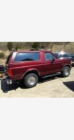 1996 Ford Bronco for sale 101121646