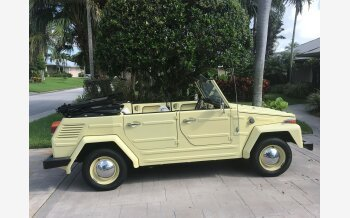1973 Volkswagen Thing for sale 101121661
