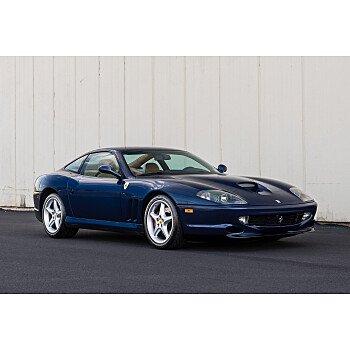 2001 Ferrari 550 Maranello for sale 101121680