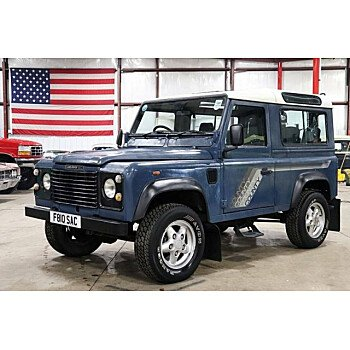 1989 Land Rover Defender for sale 101121784